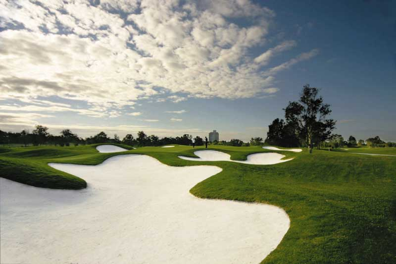 Australian PGA Championship 2019 RACV_Royal_Pines_Resort_02_Blue_Course