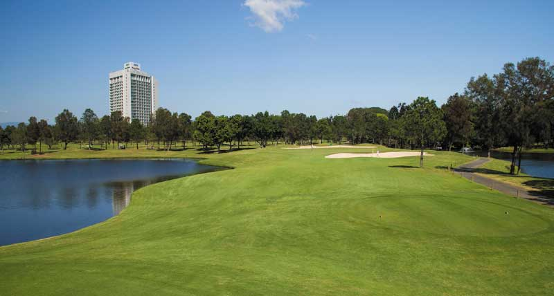 RACV Royal Pines Resort Hotel and Golf Course